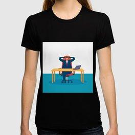 Big Boss - National Boss Day T-shirt