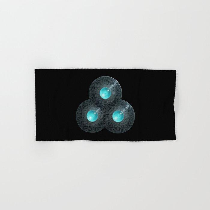 Triple Celt Hand & Bath Towel