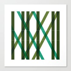 #423 MMXII – Geometry Daily Canvas Print