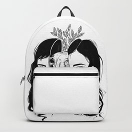 Spit In Two Backpack