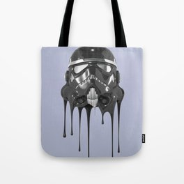 Shadowtrooper Melting 01 Tote Bag
