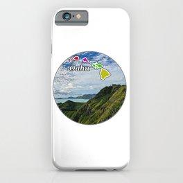 Oahu iPhone Case