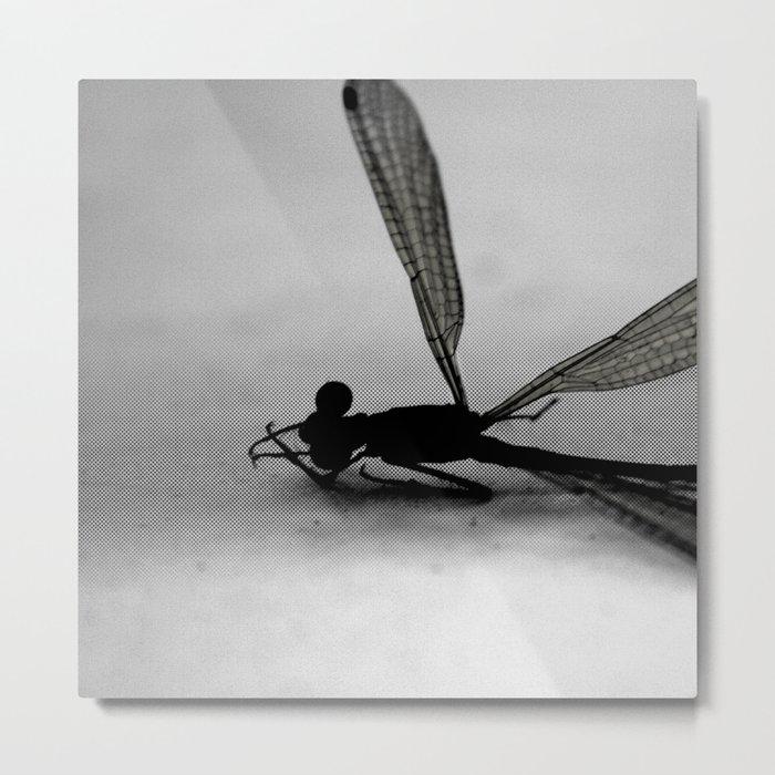 MINUTIAE / 02 Metal Print