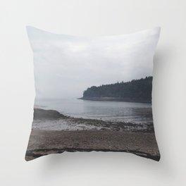 Acadia 3 Throw Pillow