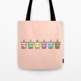 Bubble tea Tote Bag
