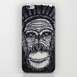 Consciousness iPhone Skin