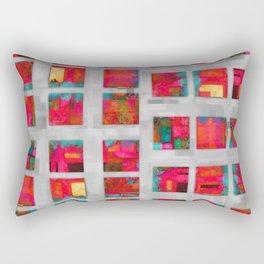 Big Time Thirty Three Rectangular Pillow