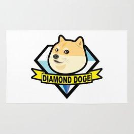 Diamond Doge Rug