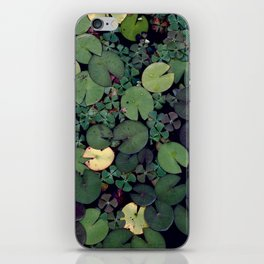Lily Pads iPhone Skin