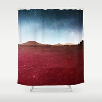 milky way Shower Curtains featuring Milky Way by Sisti | Steve Falcon