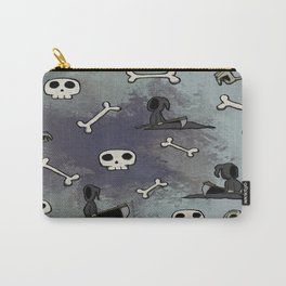 Bones, Skulls, and Reapers, Oh My Carry-All Pouch