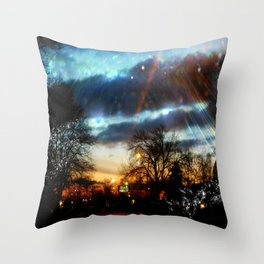 Leading Me Home Throw Pillow