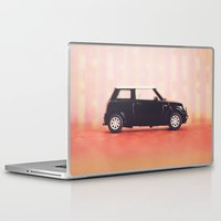 dale cooper Laptop & iPad Skins featuring Mini Cooper by Anna Dykema Photography