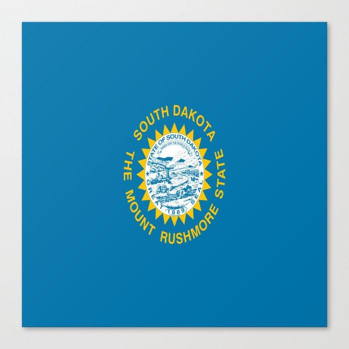 Flag Of South Dakotaamericausmount Rushmoredakotanmidwestsioux
