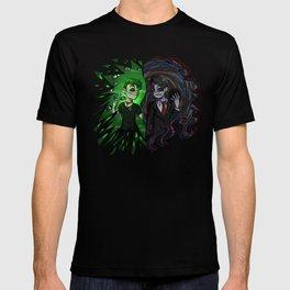 Antisepticeye VS Darkiplier T-shirt