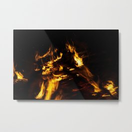 Playing with Fire 2 Metal Print