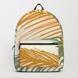 Golden Hour Palms Backpack