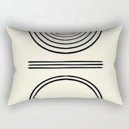Life Balace II Rectangular Pillow