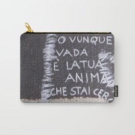 Ovunque Carry-All Pouch