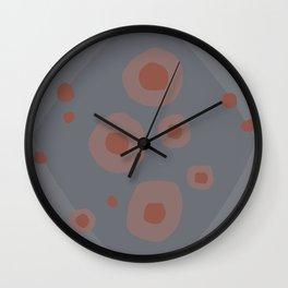 Golden Trout 2 Wall Clock