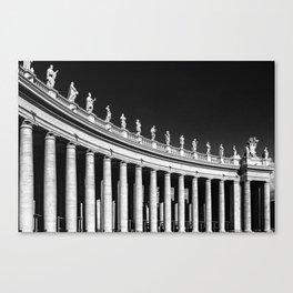 Saint Peter's Basilica | Vatican Canvas Print