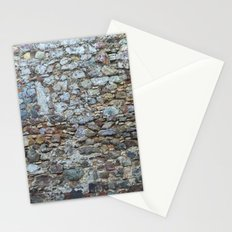 ROCK WALL - COLOR VERSION Stationery Cards