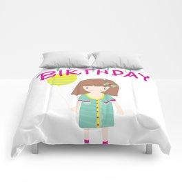 Birthday Girl Comforters