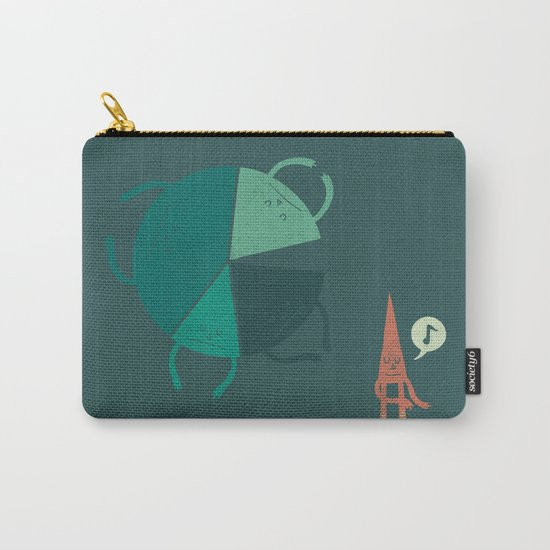 Don't Be a Statistic Carry-All Pouch