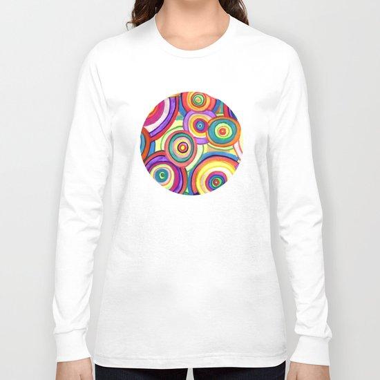 uneven universe Long Sleeve T-shirt