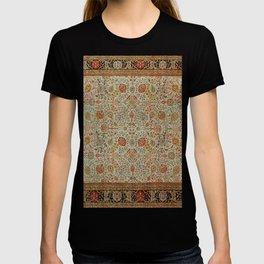 Turkish-Knotted Ankara Ivory Persian Vintage T-shirt