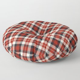 Holiday Plaid 12 Floor Pillow