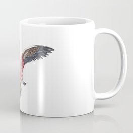 Canada Goose Playing Hockey Coffee Mug