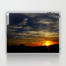 Colorful sunset Laptop & iPad Skin