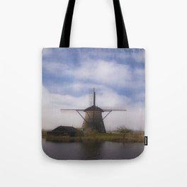 Kinderdijk Windmill III Tote Bag