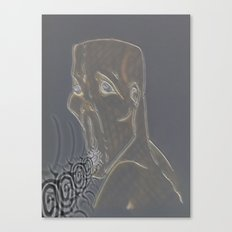 He Who Hallows Canvas Print