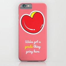 Cheesy Hearts - Gouda iPhone 6s Slim Case