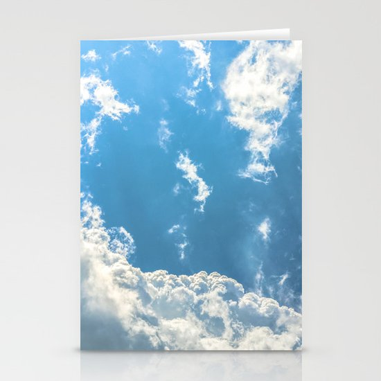 Floating on Air Stationery Cards