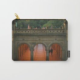 New York City Central Park Romance Carry-All Pouch