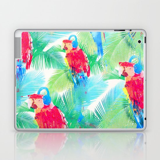 Tropical Party Laptop & iPad Skin