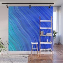 stripes wave pattern 1 c80v Wall Mural
