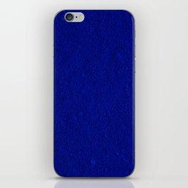 Azul Absoluto iPhone Skin