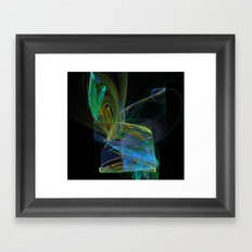 Drunk Framed Art Print