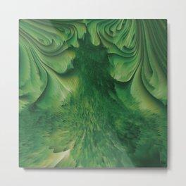 Swamp/ Metal Print