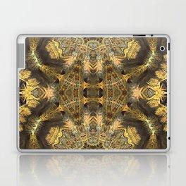Bone Kaleidoscope - Cathedral Laptop & iPad Skin