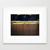 whiskey Framed Art Prints featuring Whiskey by Ali Boulden