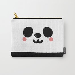 Pandamic Mask Carry-All Pouch
