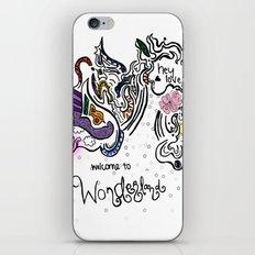Hey Love iPhone & iPod Skin