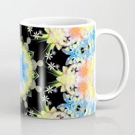 Kaleidoscope 'Twisted Flower' Coffee Mug
