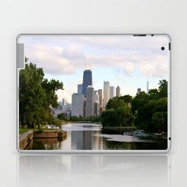 Chicago by River Laptop & iPad Skin