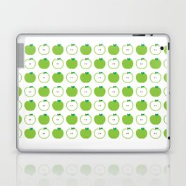 Green Apple Laptop & iPad Skin